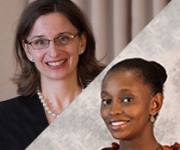 Dr. Zsuzsa Horvath and Dr. Christine Wankiiri-Hale