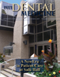 Pitt dental medicine magazine school of dental medicine for 3501 terrace street pittsburgh pa 15261